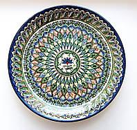 Тарелка для плова d 37 см. Узбекистан