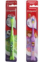 Зубна щітка Colgate для дітей