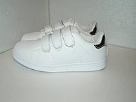 Белые кроссовки для девочки, р. 31(19,5см), 32(20см)