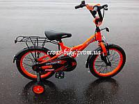 Детский двухколесный велосипед STREET CROSSER 12″