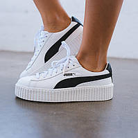 Женские кроссовки Rihanna x Fenty x Puma Creeper 'Cracked Leather'
