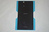 Задняя черная крышка для Sony Xperia Z Ultra C6802   C6806   C6833   XL39H