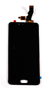Оригинальный дисплей (модуль) + тачскрин (сенсор) для Meizu M5s (черный цвет)