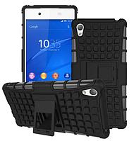 Бронированный чехол (бампер) для Sony Xperia Z3+ E6533 | E6553 |Xperia Z4