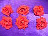 Головка бархат роза углы