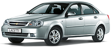 Чехлы на Chevrolet Lacetti (с 2004--) седан