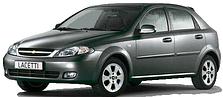 Чехлы на Chevrolet Lacetti (с 2004--) хэтчбек