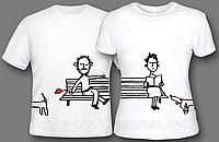 Печать на футболках Днепропетровск