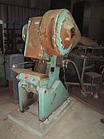 Пресс кривошипный КД 2320, усилием 10т