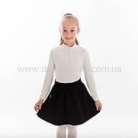 """Юбка для девочки для школы  """"Милена""""  нарядная"""