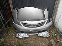 Toyota Corolla Морда, бампер, капот, крылья, фары