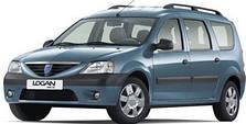 Чехлы на Dacia Logan MCV (с 2006--) универсал