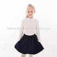 """Юбка для девочки для школы  """"Милена""""  нарядная, фото 1"""