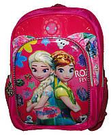 Рюкзак для девочки школьный 1510 девушки светящяяся кнопка