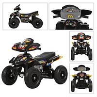 Детский квадроцикл м 2403 ar на надувных колесах, разные цвета bi, фото 1