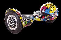 Гироскутер Smart Balance U 8 - 10 дюймов Hip-Hop (графити)