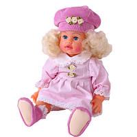 """Кукла мягконабивная """"ГАННОЧКА"""" (47см), в кор. 48*24*13см(В140)"""