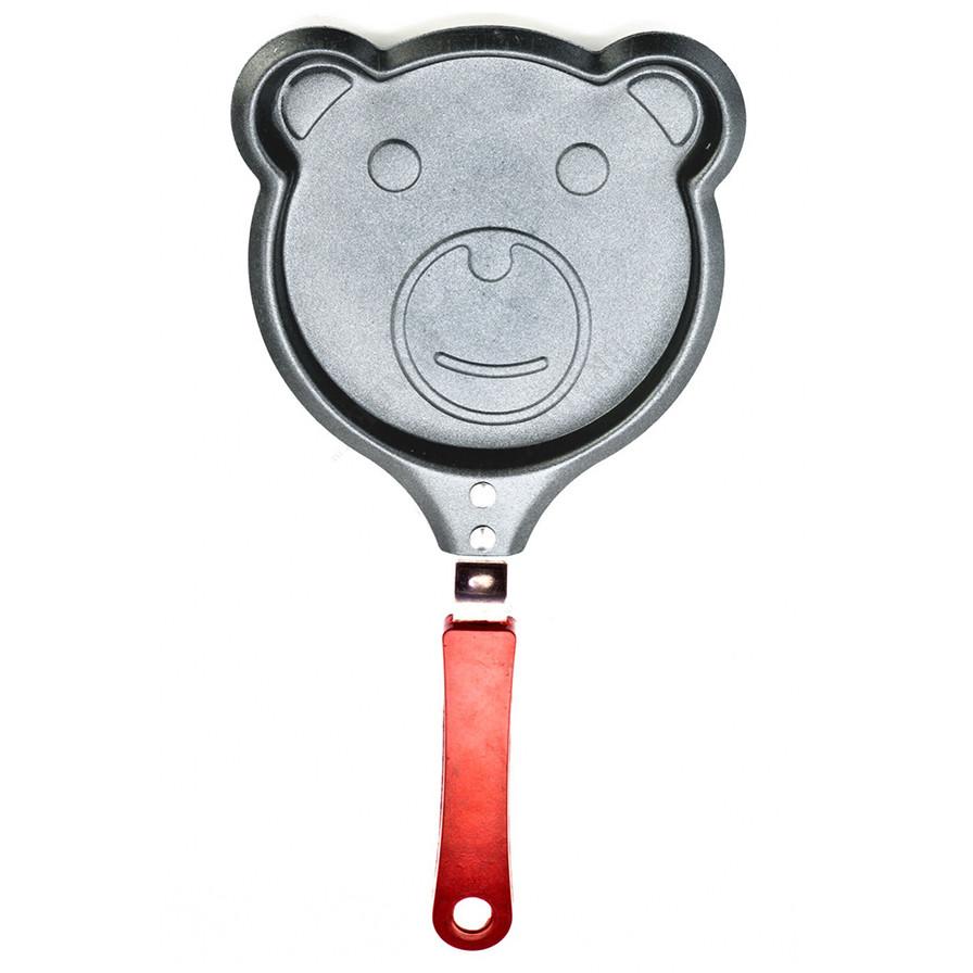 Міні сковорода ведмедик