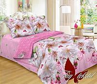 Евро комплект постельного белья XHY511