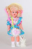 "Кукла ""Lovely doll"", 23см, 5 видов, собачка, муз., 3 вида +аксессуары, в пак. 24см(915VIC)"