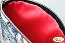 Косметичка под вышивку бисером Гламурный волк, фото 3