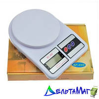 Весы кухонные электронные ACS SF400 до 7 Kg/кг