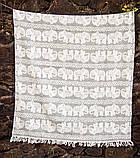Полотенце пляжное Fil 95х175 серый Barine, фото 3