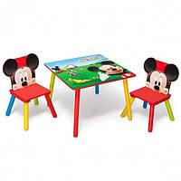 Набор детской мебели Микки Маус 2 Disney от Delta Children