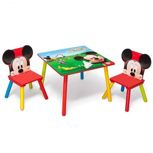 Набор детской мебели Микки Маус 2 Disney от Delta Children - Svit Kazok  в Львове