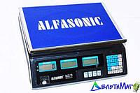 Торговые весы Alfasonic ACS-40