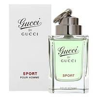 Мужская парфюмерия Gucci by Gucci Sport Pour Homme (Гуччи Бай Гуччи Спорт Пур Ом) EDT 90 ml