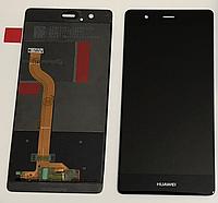 Оригинальный дисплей (модуль) + тачскрин (сенсор) для Huawei P9   EVA-L09   EVA-L19   EVA-L29 (черный цвет)