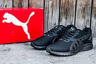 Мужские кроссовки Puma IGNITE (Пума Игнайт) черные