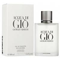 Мужская парфюмерия Armani Acqua di Gio For Men (Армани Аква ди Джио) EDT 100 ml
