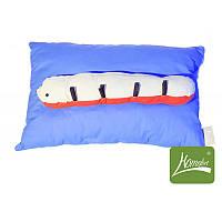 """Подушка-игрушка """"Гусеница"""", в сумке 40*60см, ТМ Homefort(2050148)"""