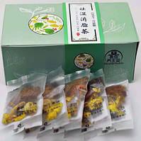 HealthNoble - чай для контроля веса и устранения сырости в организме (15 пакетов, 250 г)