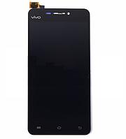 Оригинальный дисплей (модуль) + тачскрин (сенсор) для Vivo X3 | X3t (черный цвет)