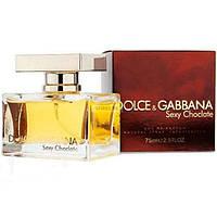 Женская парфюмерия Dolce & Gabbana Sexy Chocolate (Дольче Габанна Секси Чоклат) EDP 75 ml