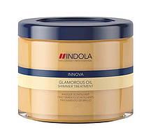 Маска для блеска и разглаживания волос Glamorous Oil Shimmer Treatment, 200 мл