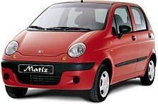 Чехлы на Daewoo Matiz (с 2000--)