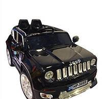 Детский электромобиль M 2766 EBLRS-2 Jeep Renegade, автопокраска, черный Bi