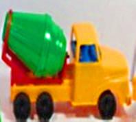 """Машина """"Денни мини молоковоз №4"""", в сет. 17*7*6см, ТМ BAMSIC, произ-во Украина (24 шт/уп)(282)"""