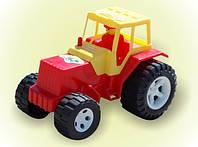 Трактор в сетке 24*20см, ТМ BAMSIC, произ-во Украина (8 шт/уп)(007)