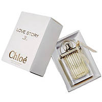 Женский парфюм Chloe Love Story (Хлое Лав Стори) EDP 75 ml
