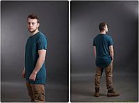 Удлиненная футболка JAKESTAR - deep, фото 1