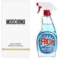 Женская парфюмерия Moschino Fresh Couture 100 ml (Тестер без крышки)