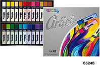 "Пастель ""Artist"" мягкая, 24 цвета, ТМ Colorino(65245)"