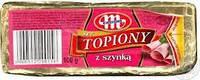 Сыр плавленый Mlekovita с ветчиной Польша 100г