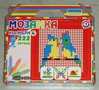 """Мозаика """"Колібрі 4 Технок"""",  в кор.22*20*5 см, ТМ Технок, Україна (12шт)(1073)"""