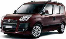 Чехлы на Fiat Doblo Nuovo (с 2010--)